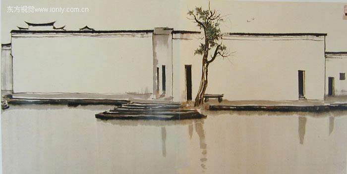 Wu Guanzhong р. 1919 1287570493192656485.jpg