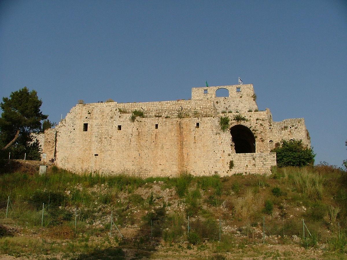 Yehiam-fortress.JPG