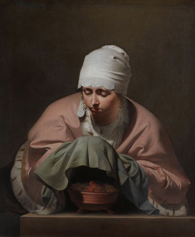 Young_woman_warming_her_hands._Caesar_van_Everdingen.jpg