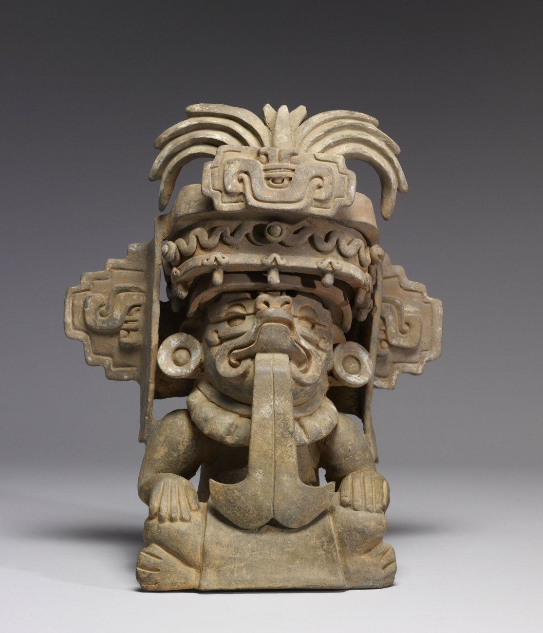 Zapotec_-_Effigy_Urn_of_Cocijo_-_Walters_482788.jpg